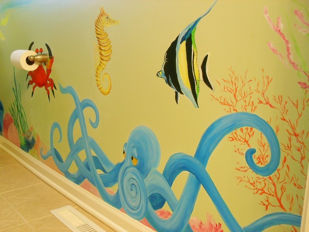 Gallery Of Mural Paintings Stv Designs